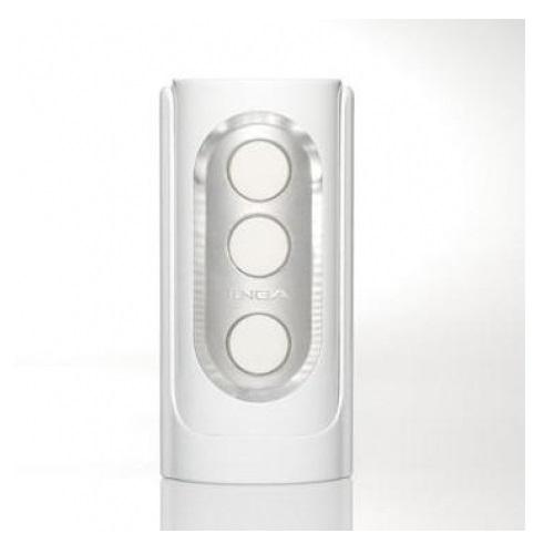 Tenga, Япония Стимулятор Flip Hole белый, thf-001