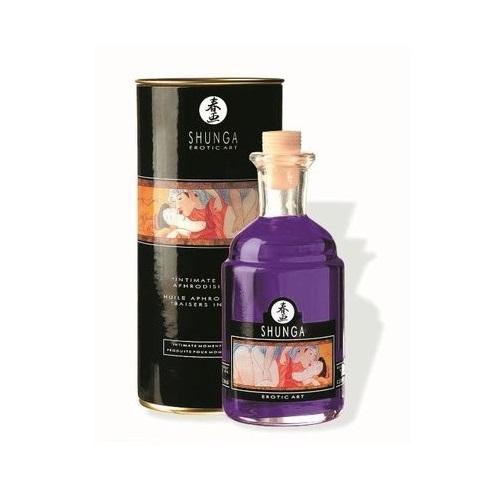 Eau Zone Huiles  Fragrances (Canada) Масло интимное массажное Оргия винограда 100 мл, 2006 SG