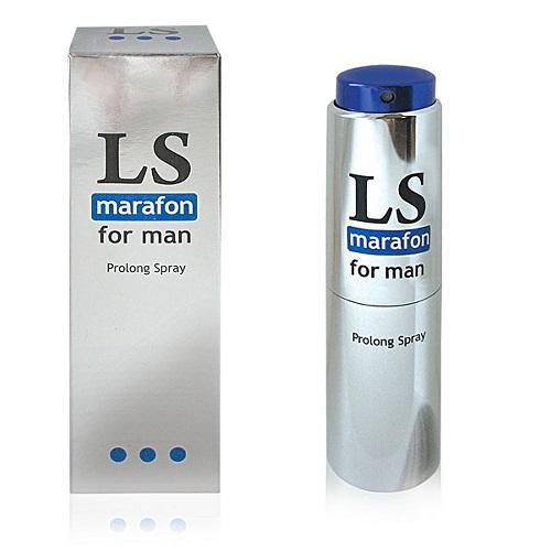 ООО Лаборатория Биоритм Спрей мужской пролонгирующий Love Spray Marafon 18 мл., LB-18004