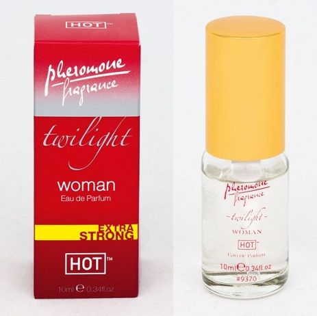 -HOT Production Духи для женщин экстра сильные с феромонами Сумерки 10мл 55051
