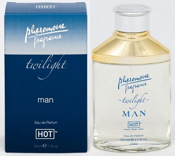 -HOT Production Духи для мужчин \\\Сумерки\\\ с феромонами 50мл 55001