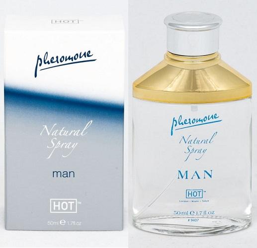 -HOT Production Спрей для мужчин с феромонами Сумерки 50мл 55002