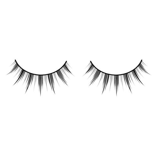 -Baci Lingerie Lashes Collection Ресницы чёрные накладные Premium, BL481