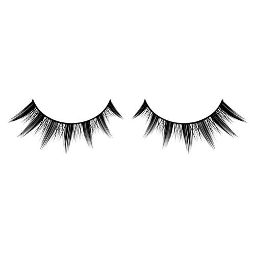 -Baci Lingerie Lashes Collection Ресницы чёрные накладные Premium, BL511