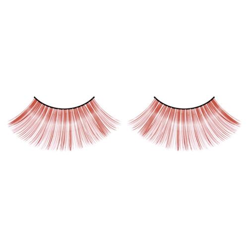 -Baci Lingerie Lashes Collection Ресницы красные длинные, BL554