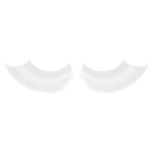-Baci Lingerie Lashes Collection Ресницы белые  перья, BL555