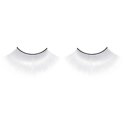 -Baci Lingerie Lashes Collection Ресницы белые длинные, 9037954294