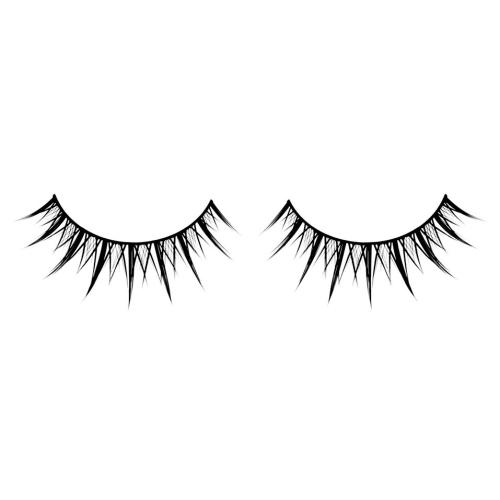 -Baci Lingerie Lashes Collection Ресницы чёрные накладные Premium, BL558