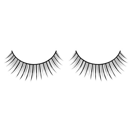 -Baci Lingerie Lashes Collection Ресницы чёрные накладные Premium, BL577