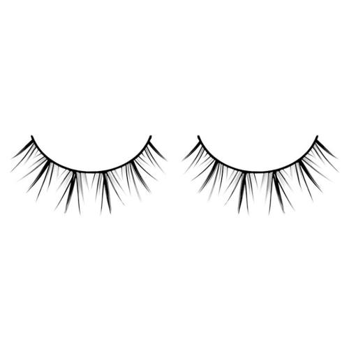 -Baci Lingerie Lashes Collection Ресницы чёрные накладные Premium, BL585