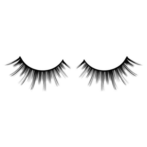 -Baci Lingerie Lashes Collection Ресницы чёрные накладные Deluxe, BL597