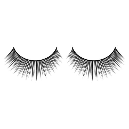 -Baci Lingerie Lashes Collection Ресницы чёрные накладные Premium, BL653