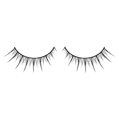 -Baci Lingerie Lashes Collection Ресницы чёрные накладные Premium, BL655