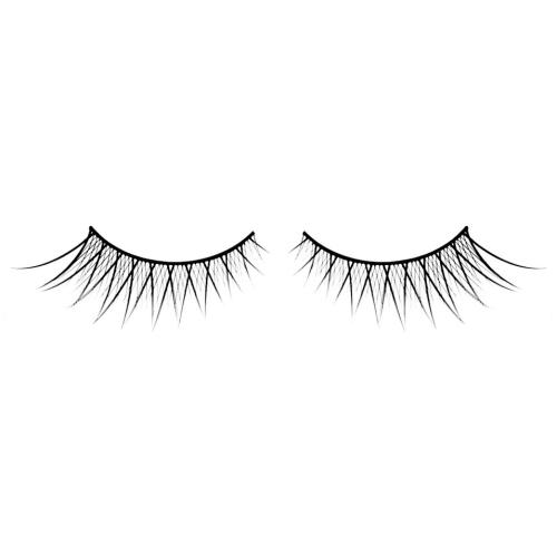 -Baci Lingerie Lashes Collection Ресницы чёрные накладные Premium, BL672