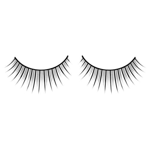 -Baci Lingerie Lashes Collection Ресницы чёрные накладные Premium, BL682