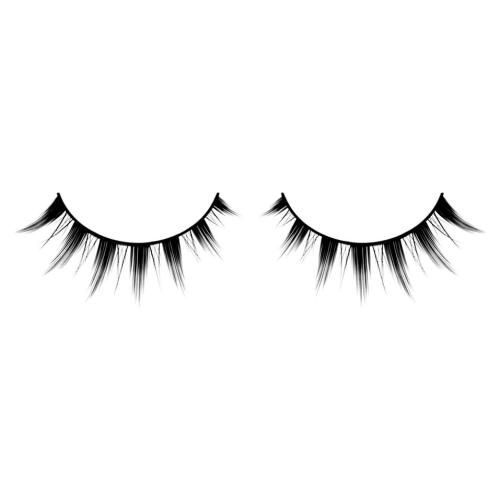-Baci Lingerie Lashes Collection Ресницы чёрные накладные Premium, BL685