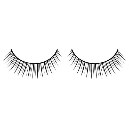 -Baci Lingerie Lashes Collection Ресницы чёрные накладные Premium, BL690