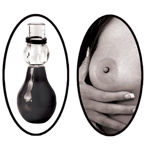 -Pipedream Помпы для сосков Nipple Erector Set черные, PD4449-23