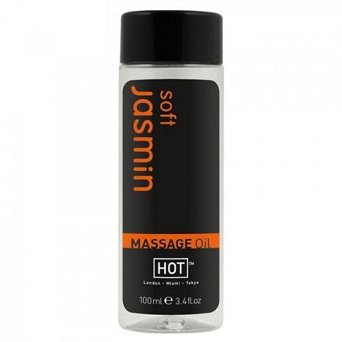 Hot Productions, Великобритания Масло для массажа Jasmin Soft 100 мл, 44084