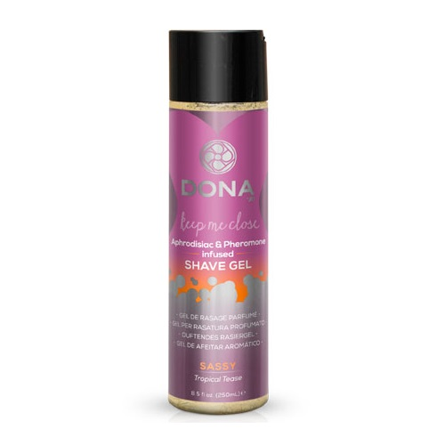 -SYSTEM JO Products Гель для душа и бритья DONA Shave Gel Sassy Aroma: Tropical Tease, JO40548
