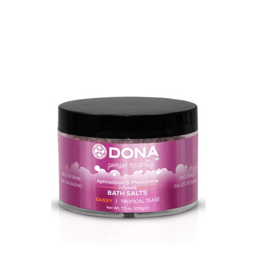 -SYSTEM JO Products Соль для ванны DONA Bath Salt Sassy Aroma: Tropical Tease, JO40577