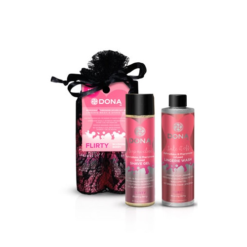 -SYSTEM JO Products Подарочный набор DONA Be Sexy Gift Set - Flirty, JO40608