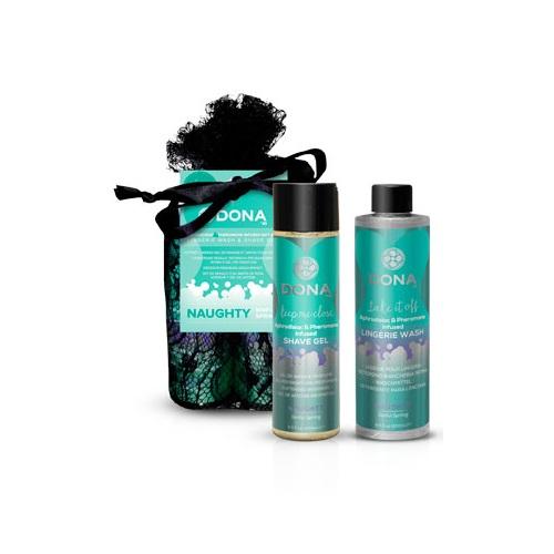 -SYSTEM JO Products Подарочный набор DONA Be Sexy Gift Set - Naughty, JO40610