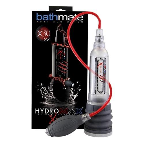 UM Products Ltd. (Великобритания) *Помпа мужская Bathmate Hydromax X30 Хtreme , HM-30-X-CC