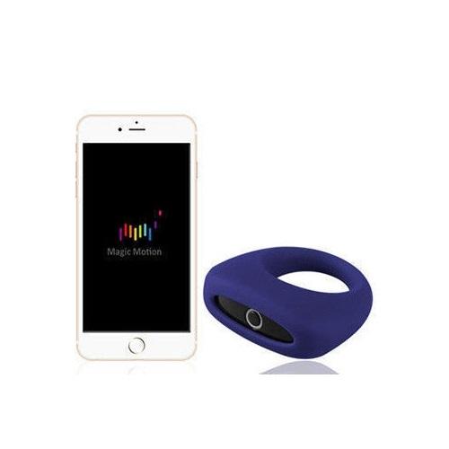 -Magic Motion, Китай Эрекционное кольцо с вибрацией MAGIC MOTION DANTE - smart, 861102