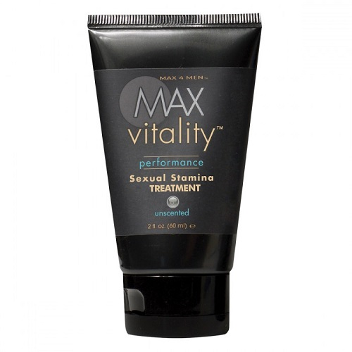 Classic Erotica, США Крем для потенции Max Vitality на основе травяной виагры, CE8524-02