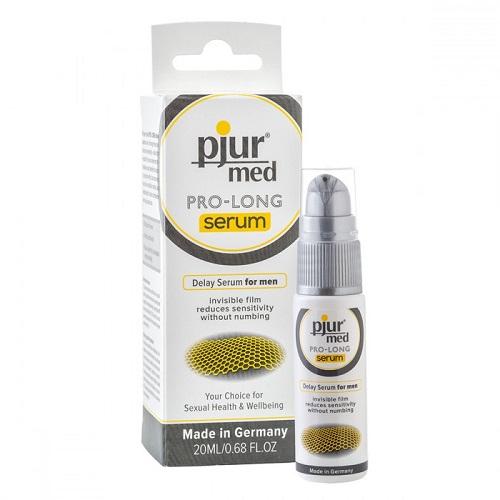 Pjur, Германия *Концентрированная пролонгирующая сыворотка pjurMED Pro-long Serum 20 ml, 12740