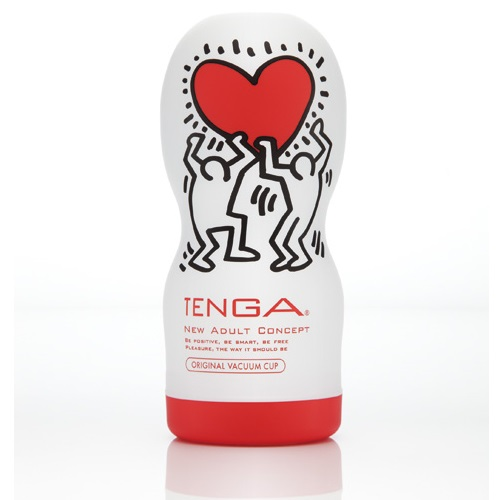 Tenga, Япония Мастурбатор TENGAKeith Haring Deep Throat, khc-101