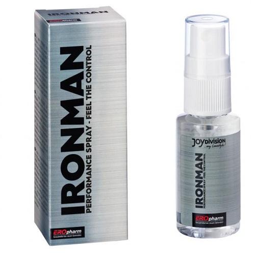 -JoyDivision, Германия Пролонгатор спрей для мужчин IRONMAN Control-Spray 30 мл., 14848