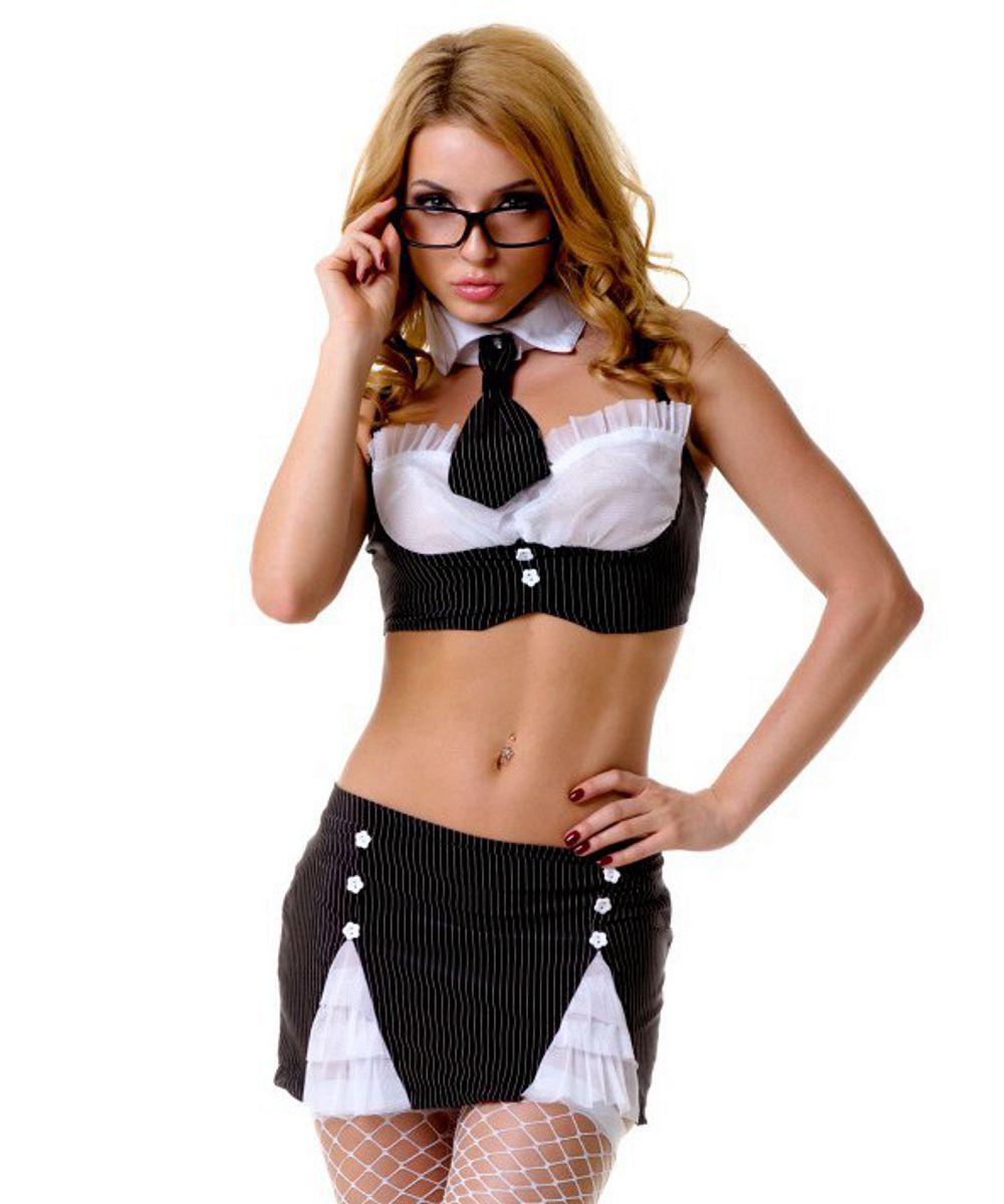 Adult secretary costume