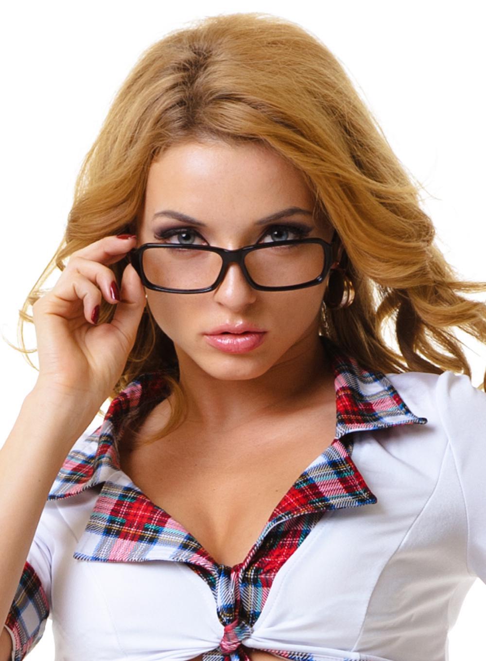 Секси в очках