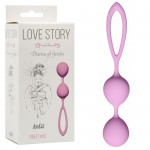 Вагинальные шарики Love Story Diaries of a Geisha Sweet Kiss 3005-01Lola
